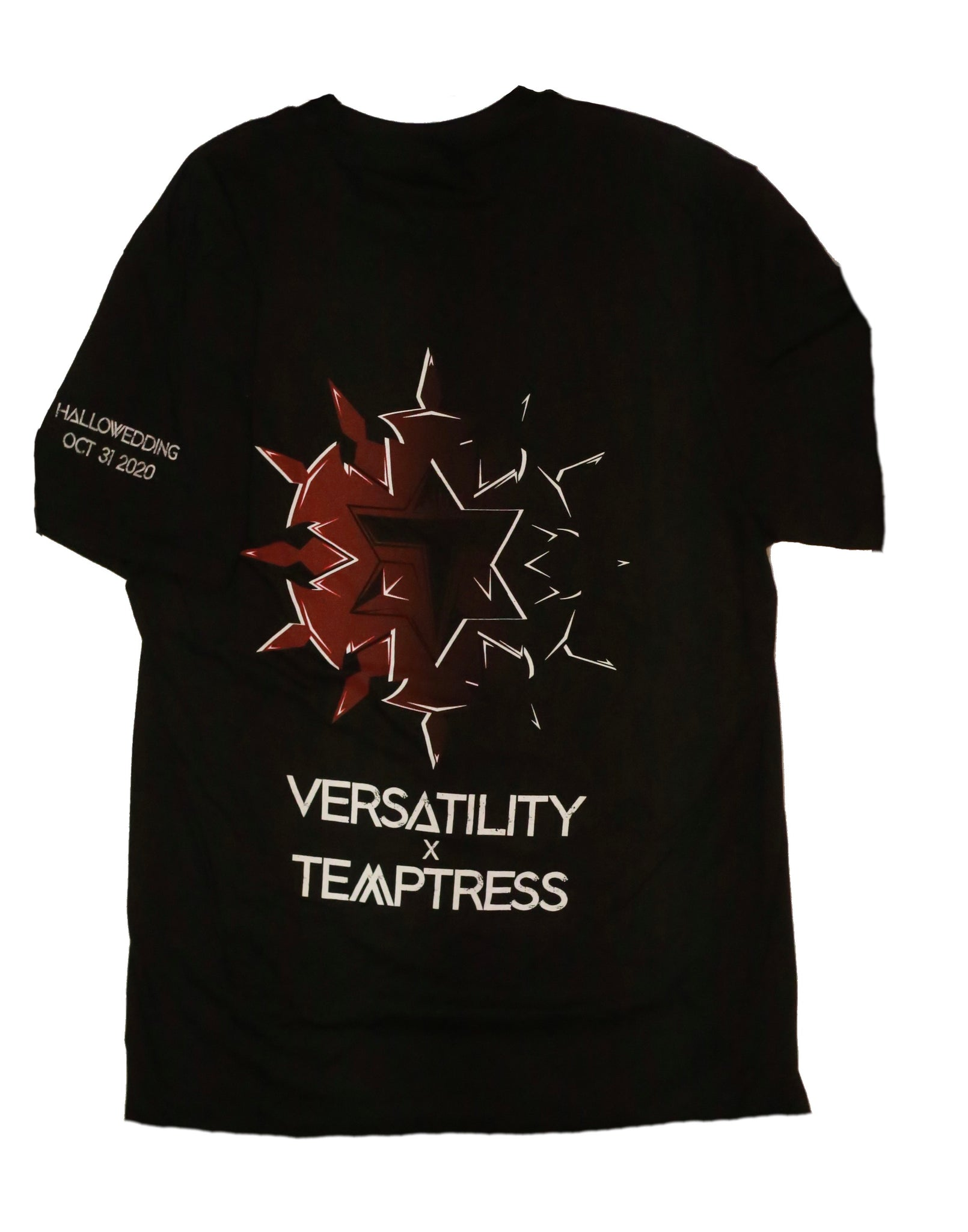 """Versatility x Temptress"" Hallowedding 2020 Exclusive Tee"