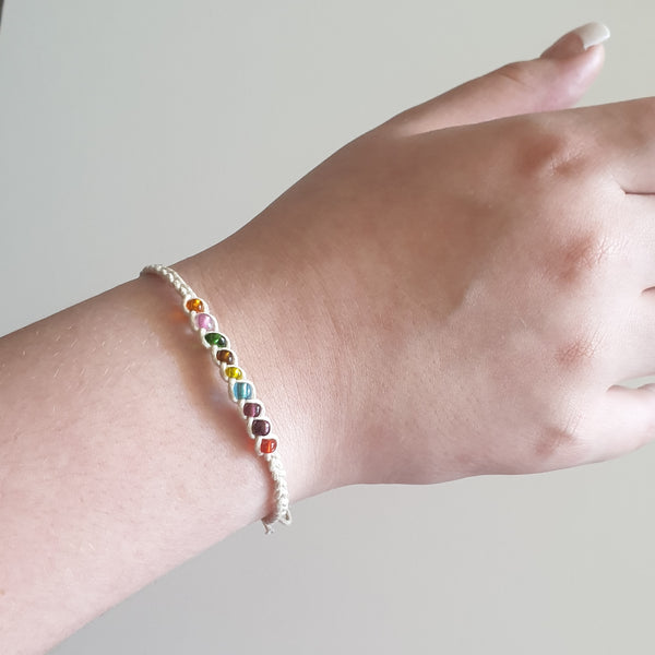Crystal Wish Braclet