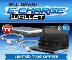 HOT ITEM! E-Charge Wallet