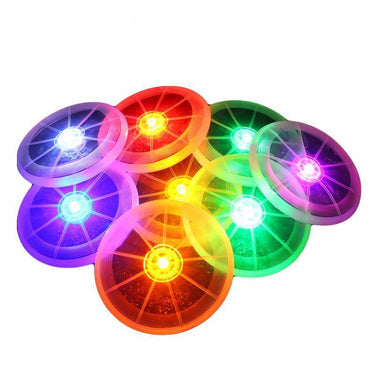 Outdoor LED Frisbee