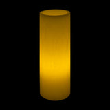"Sizes Available - 3""x Round Wax Luminary - IntelliWick"
