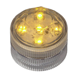 Amber Five LED Submersible - Pack of 10 - IntelliWick