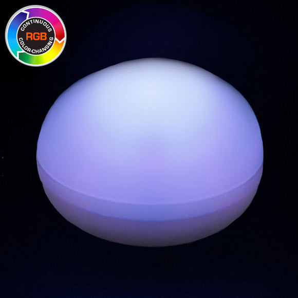 RGB LED Blimp, Non-Blinking - Pack of 12 - IntelliWick