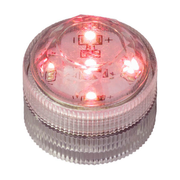 Red Five LED Submersible - Pack of 10 - IntelliWick
