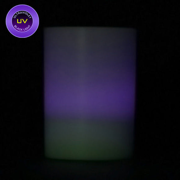 UV LED Votive Cup, Available in Flicker/ Non-Flicker - Pack of 6 - IntelliWick