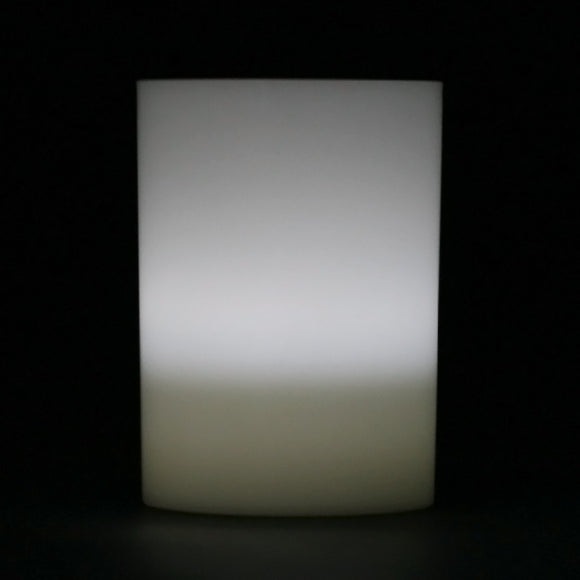 White LED Votive Cup, Available in Flicker/ Non-Flicker - Pack of 6 - IntelliWick