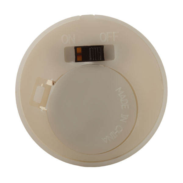 Warm White LED Votive, Available in Flicker/ Non-Flicker - Pack of 12 - IntelliWick