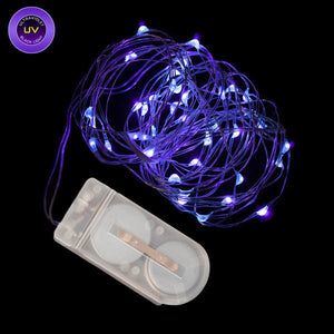 UV Forty LED String Light - Pack of 2 - IntelliWick