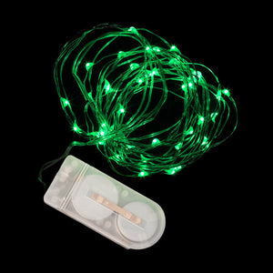 Green Forty LED String Light - Pack of 2 - IntelliWick