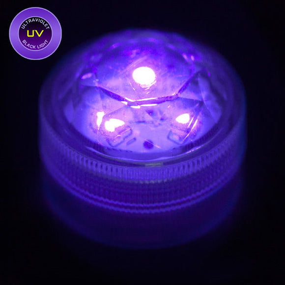 UV Three LED Submersible - Pack of 10 - IntelliWick