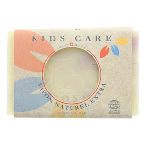 Savon extra doux BIO, suisse, divers parfums Kids care  I  Terater I