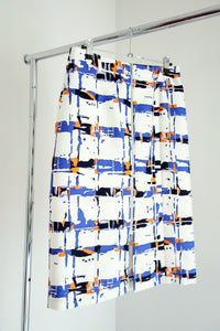 Sensory Skirt | Abstract Print