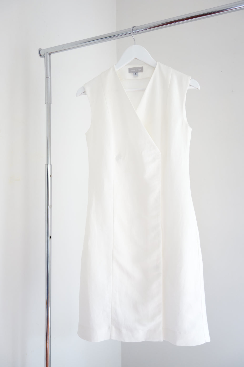 Gallery Coat Dress | Off-white