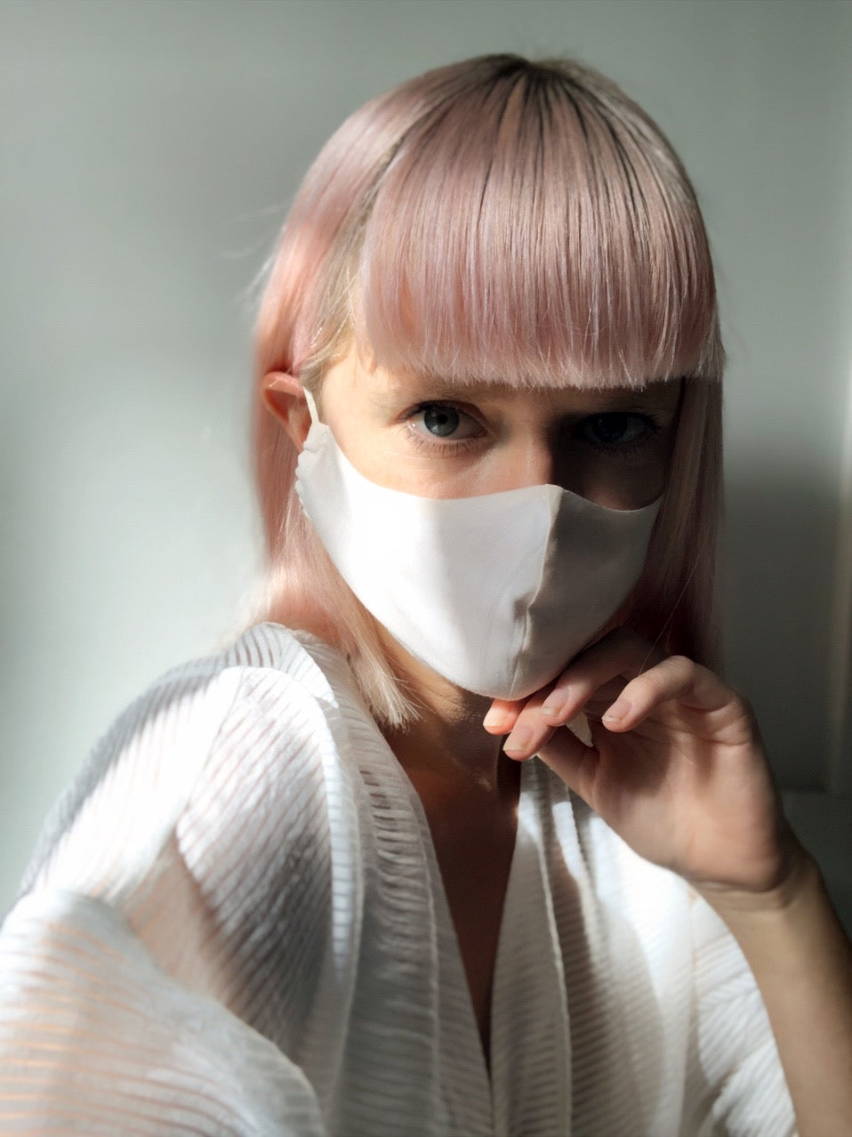 Face Mask - Lilac