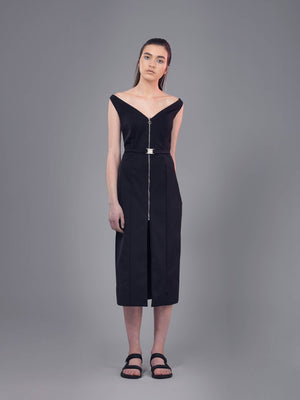 Horizon Dress | Black