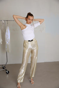 Flight Pants | Liquid Gold