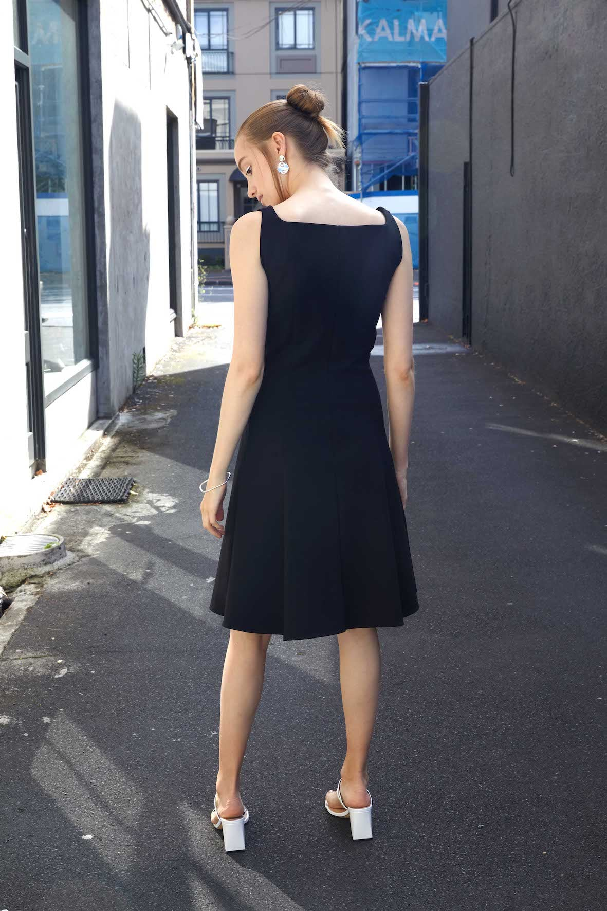 Discovery Dress | Black