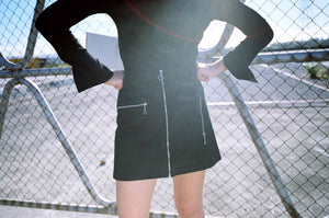 Spare Parts Skirt | Black