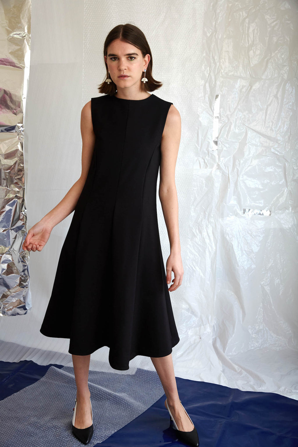 Delusion Dress | Black