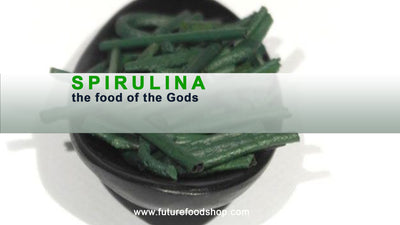 SPIRULINA, THE GREEN SUPERFOOD FROM THE WATER