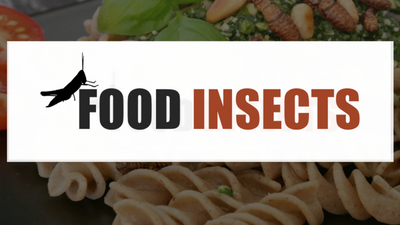 Recipes, blogs and more on FOOD INSECTS.de