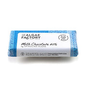 TAF - BARS  Milk Chocolate 40% with Spirulina