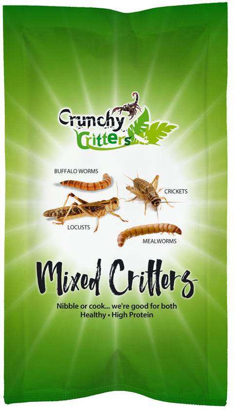 CC - Mixed Critters – 20 grams