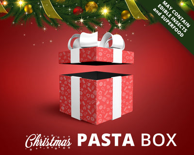 XMAS PASTA BOX - Limited Edition
