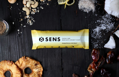 SENS - ENERGY BAR Pineapple & Coconut
