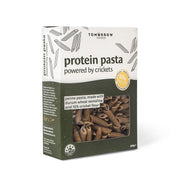 Eat Crawlers Tomorrow Foods Protein Pasta