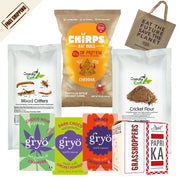 1# Starter BAG  - Easy Insects, Bars and Flour - FREE Shipping and Bag