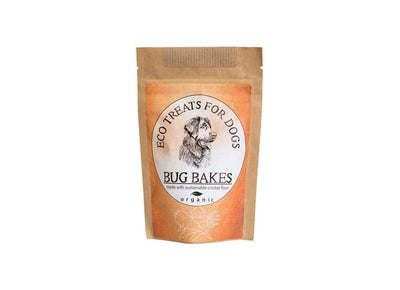 Bug Bakes - Bags of 50gr for DOG