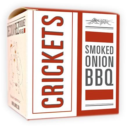 JIMINI'S CRICKETS - SMOKED ONION & BBQ