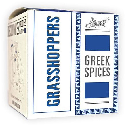 JIMINI'S GRASSHOPPERS - GREEK SPICES