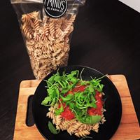 MF - Pasta Fusilli with 7% flour worm - 250gr