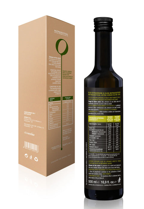 OLIFE - EXTRA VIRGIN OLIVE NUTRACEUTIC OIL