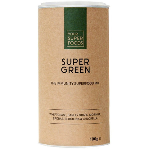 YSF - ORGANIC SUPER GREEN MIX 100gr