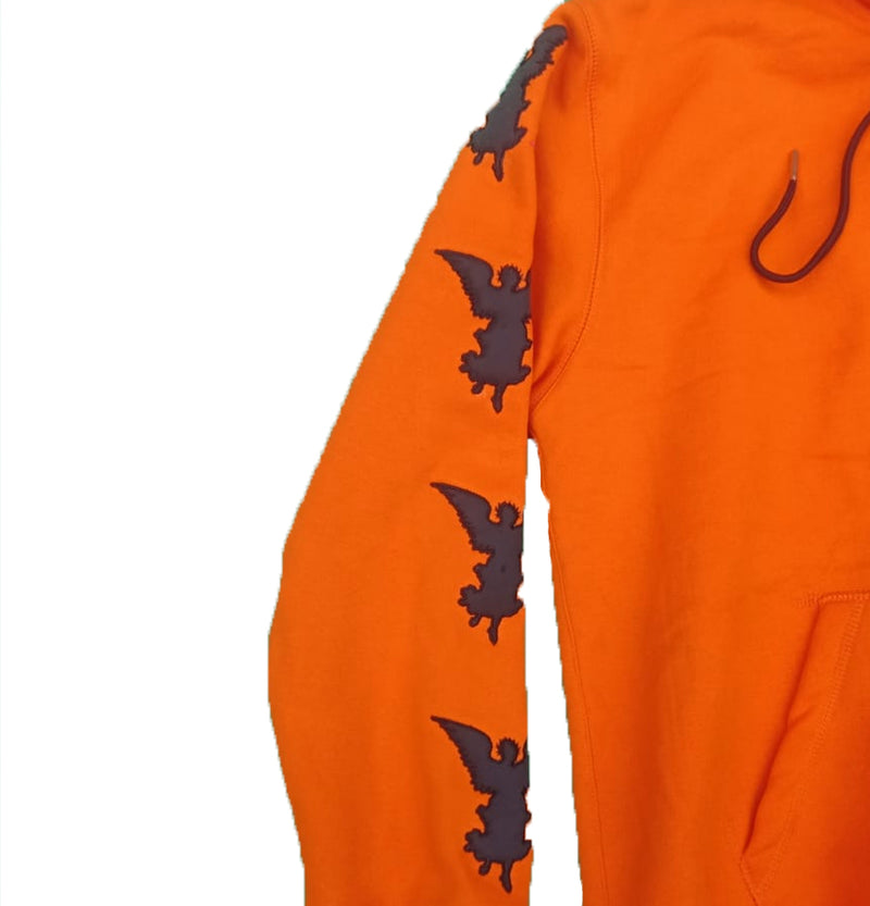 ANGEL HOODIE (BURNT ORANGE)
