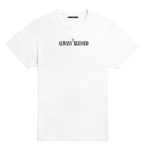 Always BlessedT-Shirt (White)