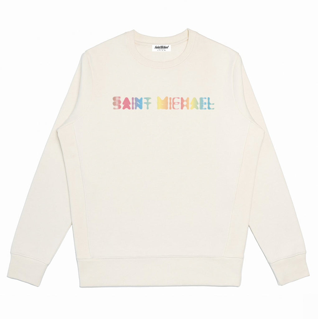Holy Heaven Iridescence Sweatshirt