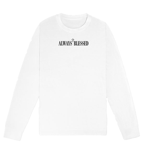 Always Blessed Long-Sleeve (White)