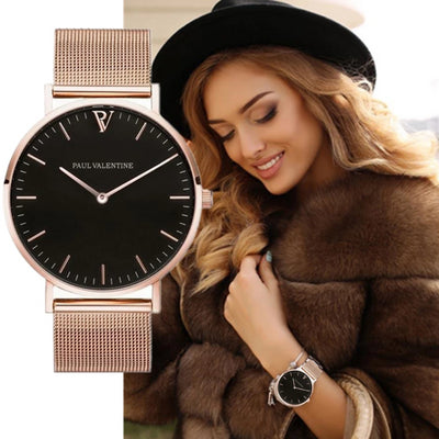 Fiona Elegant Modern Watch