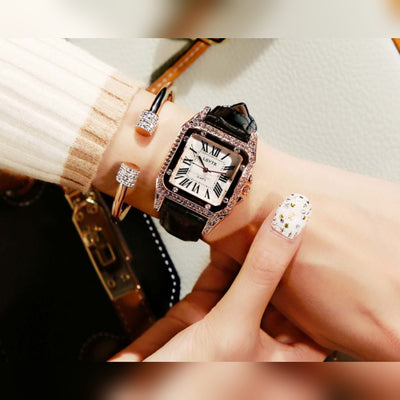 Eliza Classic Diamond Watch