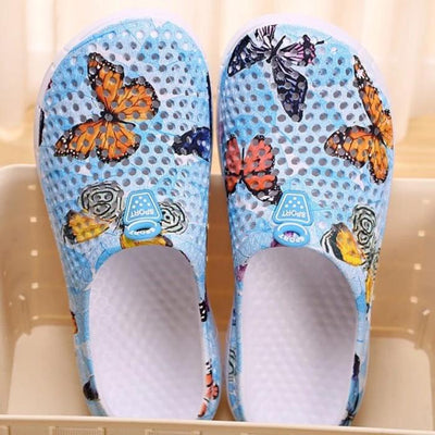 Awara Hollow-Out Slippers