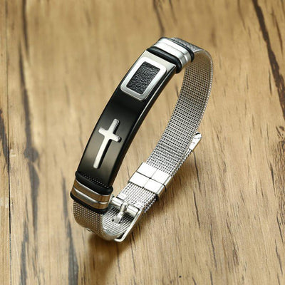 Lewis Cross Bracelet (Buy 1 Free 1)