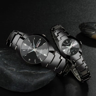 Kingnuos Couple Watch