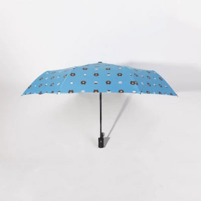 Berry Berry Japanese Anti-UV Automatic Umbrella