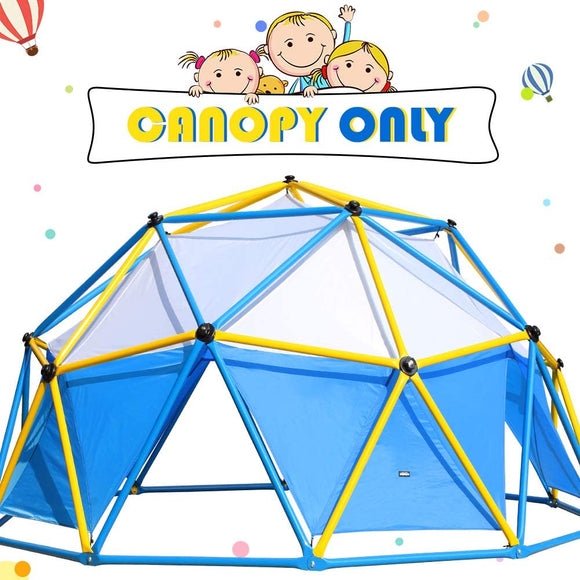 Zupapa Waterproof Dome Climber Canopy for 10' Jungle Gym Climber