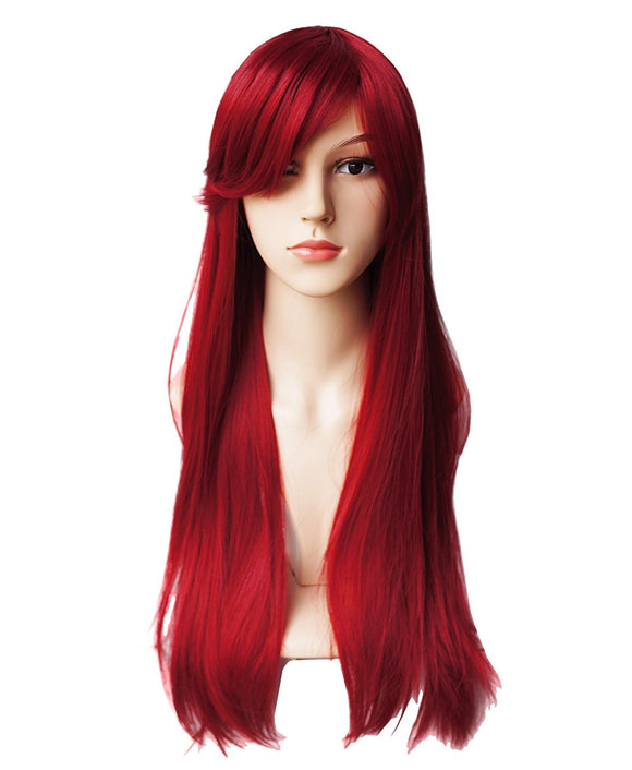 AnotherMe Long Straight Cosplay Party Hair Wig 27.5