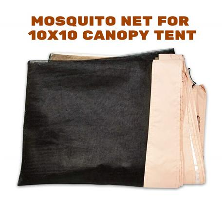 Quictent Mesh Walls for 10' x 10' Pop up Canopy